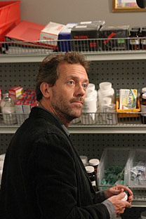 House and pills