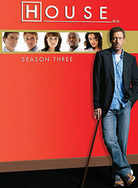 House Season 3 DVD