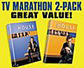 Two Pack DVDs