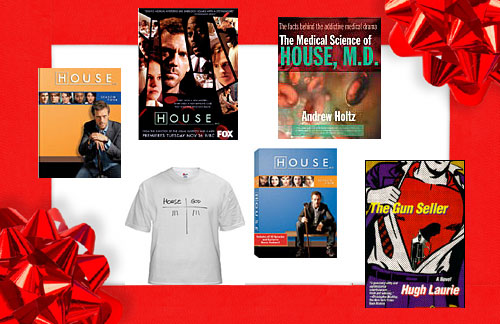 House M.D. Guide to Merchandise, Music, Related Items