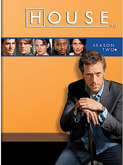 House Season 2 DVD