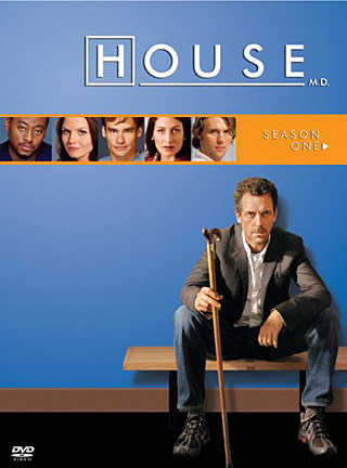 House m d guide complete house season one dvd for House md music