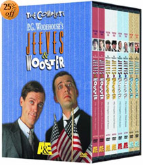 Jeeves, Wooster, 4 seasons