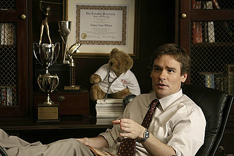 Dr. Wilson (Robert Sean Leonard) Tries To Persuade House That He Needs A  New Team In The Season Premiere Of HOUSE Airing Tuesday, Sept.